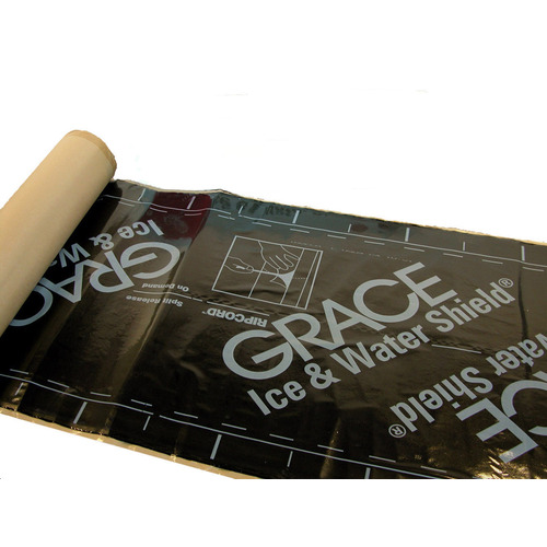 Grace Construction Products 36-in x 36-ft 100-sq ft Rubber Roof Underlayment