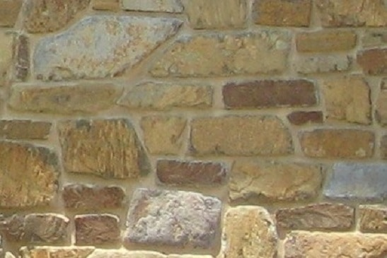 The Quarry Mill Natural Quarried Thin Cut Stone Veneer/Cabernet / Natural Stone Veneer / Heights: 2- 10Lengths: 6- 18Depths: 3/4- 1-1/4