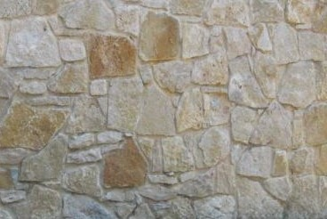 The Quarry Mill Natural Quarried Thin Cut Stone Veneer/Rustic Bay / Natural Stone Veneer / Heights: 2- 10Lengths: 6- 18Depths: 3/4- 1-1/4