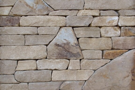 The Quarry Mill Natural Quarried Thin Cut Stone Veneer/Venetian / Natural Stone Veneer / Heights: 2- 10Lengths: 6- 18Depths: 3/4- 1-1/4
