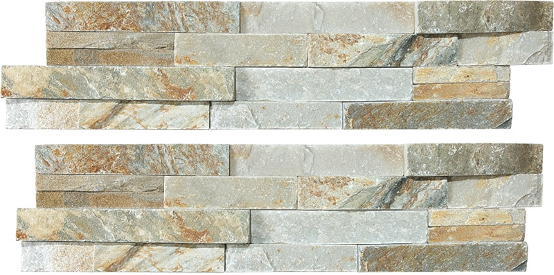 TileDirect Ledge Stone/Ocean Wave / corner / 6x24