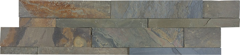 TileDirect Ledge Stone/Rainforest / flat / 6x24
