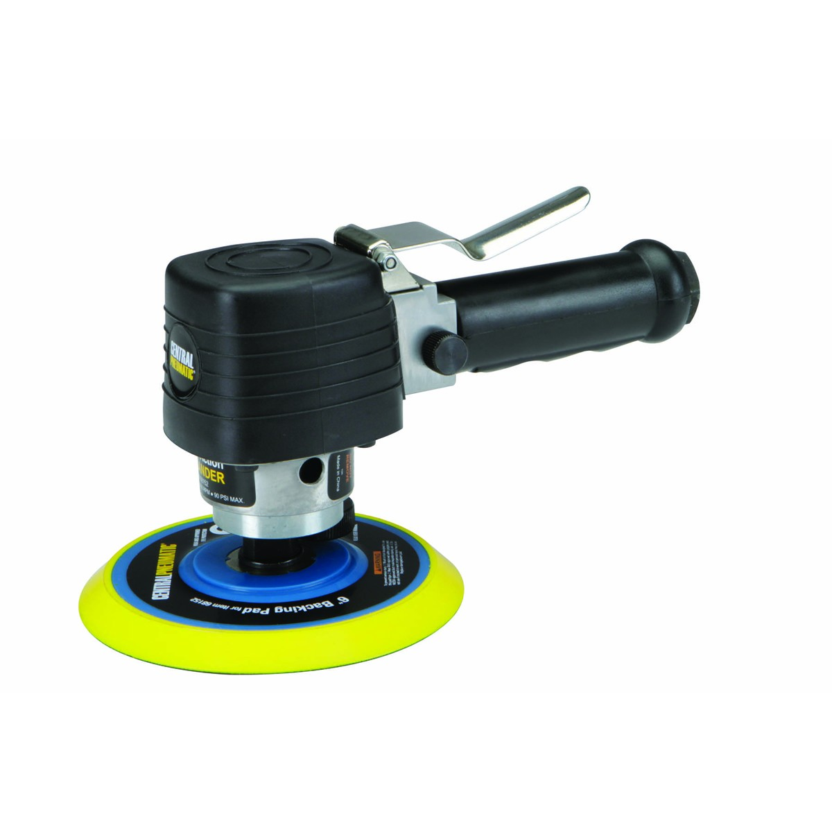 6 in. Dual Action Air Sander